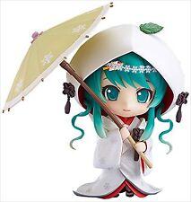Good Smile Snow Miku Strawberry White Kimono Ver. Nendoroid Action Figure