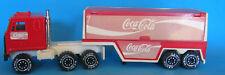 Coca Cola Truck Remco Toys 1987
