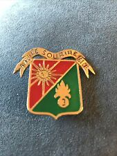 French Foreign Legion 3rd REI insignia badge