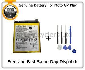 Genuine Battery For Motorola Moto G7 Play Battery JE40 3.8V 2820mAh FastDispatch