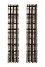 J. Queen New York Structure Taupe 84 Inch Window Panel Pair