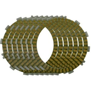Honda CR250 1978 1979 1980 Clutch Friction Plates *ONLY FOR MITAKA BASKET* (x7)
