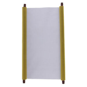 Chinese Writing   Cloth Reusable Water Writing Cloth Gridded Mat Scroll