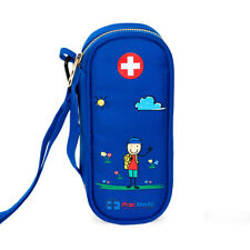 PracMedic-EpiPen Carrying Case Bag for Kids, holds 2 EpiPen Jr, Asthma Inhaler