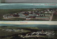 AK Lager Hammelburg, gelaufen 1913, koloriert (Truppenübungsplatz, Bayern)