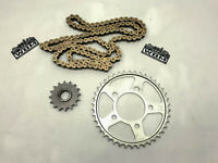 Honda CRF1000 Africa Twin (1) 17' Front and Rear Sprocket and Chain