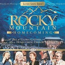 Rocky Mountain Homecoming by Bill Gaither (Gospel) (CD, Sep-2003, Spring House)