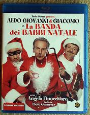 La banda dei babbi natale - con Aldo Giovanni & Giacomo Blu-ray Disc come nuovo