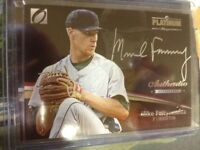 MIKE FOLTYNEWICZ  #PPA5  Autograph 2012 ONYX PLATINUM PROSPECTS #44/145