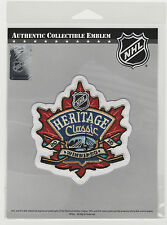 2016 NHL Heritage Classic Patch Winnipeg Jets Vs. Edmonton Oilers