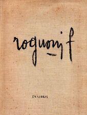 ROGNONI Franco (Milano 1913 - 1999), Ex Libris di Franco Rognoni