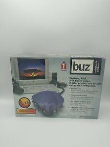 NIB Seal* IOMega Buz Complete Multimedia Solution Power of Ultra SCSI Windows 95