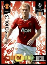 Panini Adrenalyn XL Champions League 2010/2011 Manchester United Paul Scholes