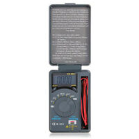 1X(SODIAL(R) LCD Mini Auto Range AC/DC Multimetre Numerique de Poche F6A6)