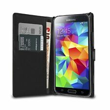 Black Wallet Flip Leather Case Cover For Samsung Galaxy Note 3 Note III