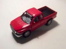 Kinsmart Dodge Ram 1500 Diecast Red Pickup Truck 1/44 Scale