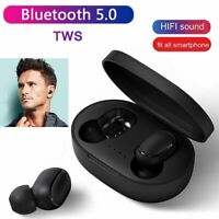 2020 Bluetooth 5.0 Headset TWS Wireless Earphones Mini Earbuds Stereo Headphones