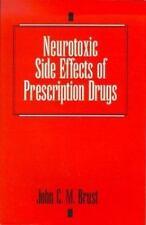Neurotoxic Side Effects of Prescription Drugs, 2e, Brust MD, John C. M., 0750696