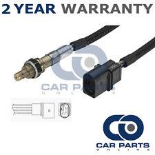 para Volkswagen Polo Mk5 1.4 16v 1999-02 5 CABLES Delante SENSOR DE OXÍGENO