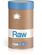 Amazonia RAW Vegan Slim & Tone Protein 1kg Vanilla & Cinnamon Health Fitness
