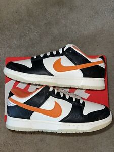 Nike Dunk Low Halloween Size 9 New 100% Authentic! Order Now In time For 10/31!!