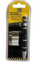 Precision Mini 9 in 1 Slotted Bits Screwdriver Pen Set Repair To