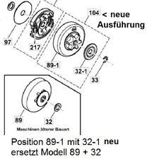 """Kettenrad Dolmar PS 32 35 3400 3410 8mm Kurbelw 3/8"""" 6Z Kettensäge Motorsäge 06<"""
