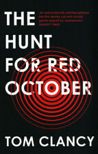 The Hunt for Red October Tom Clancy Good Book ISBN 0008279535