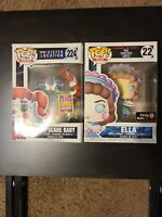 Funko Pop 2 Five Nights At Freddys The Twisted Ones POPS, Ella & Jumpscare Baby