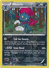 Weavile Rare Reverse Holo Pokemon Card XY2 Flashfire 52/106