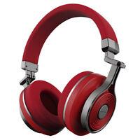 Bluedio T3 sans fil Bluetooth casque stéréo écouteurs Extra Bass avec micro