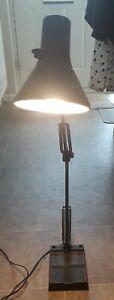 Vintage GiantAnglepoise Lamp Black