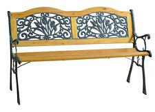 SupaGarden Deluxe Garden Wooden  Bench