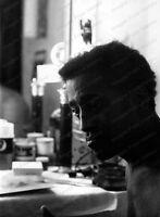 8x10 Print Sammy Davis Jr Back Stage Candid #SDJ1
