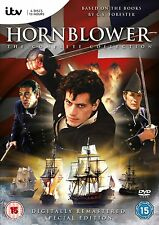 Hornblower - The Complete Series Collection Box Set | New | Sealed | DVD