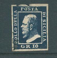 Handstamped Postal History Italian Stamps