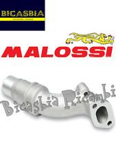6794 - COLLETTORE MALOSSI 24 X 28,6 INCLINATO VESPA 125 PK S XL - BICASBIA
