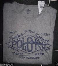 Ralph Lauren Cotton Crew Neck Big & Tall T-Shirts for Men