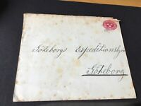 Sweden 1897 Goteborg  stamps cover Ref R28675