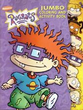 Rugrats Jumbo Coloring and Activity Book
