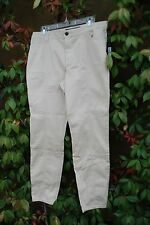 NWT Lauren Ralph Lauren Stone Khaki Casual Chino Pants Size 10