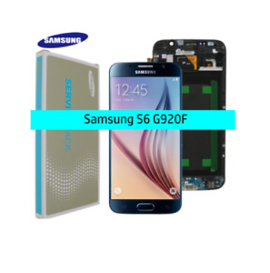 Original AMOLED for Samsung Galaxy S6 LCD Screen Touch Digitizer Replacement