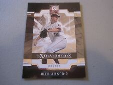 HUGE Lot of 219 2009 Donruss Elite Extra Edition ALEX WILSON RC Card #14