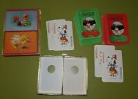 2 Decks of Coca Cola Playing Cards With Snoopy Jokers Complete Coca-Cola