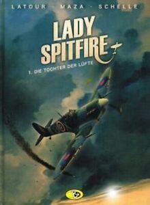 Lady Spitfire (1,2,3,4 - Einzelhefte zur Auswahl; Bunte Dimension)