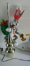 Mr Christmas Bugs Bunny Looney Tunes Lighted Animated Tree Topper 1995