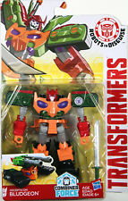 Transformers Warrior Class ~ BLUDGEON Action Figure ~ Robots in Disguise