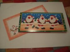 Christmas Money Wallets with envelopes. Charity National Eczema Society