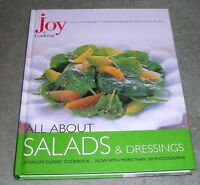 Joy of Cooking: ALL ABOUT SALADS & DRESSINGS by Irma S Rombauer 2001 HB  1st/1st
