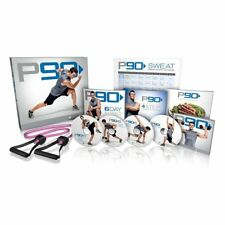 TONY HORTON'S P90 DVD WORKOUT EXERCISE BOX SET PROGRAMME KIT FITNESS PRESENT NEW